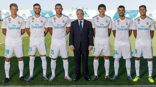 """Real """"buông súng"""" ở La Liga: Zidane & lòng áp mù quáng - 4"""