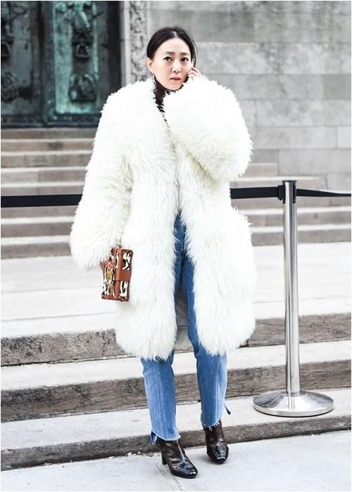 Trời ngày càng lạnh, mặc gì để chỉ nhìn là đã thấy ấm? - 7