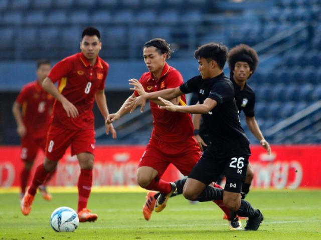 Đến lượt ông Park than phiền thể lực cầu thủ Việt Nam - 2