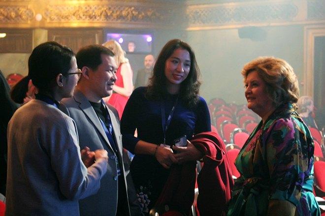 Lương Đình Dũng trở thành đại diện LHP Tallinn Black Nights tại Việt Nam - 1