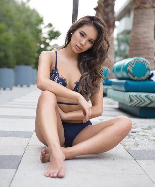Trước khi đến với nghề người mẫu, Anthia Mo là một dancer tài năng.