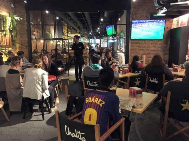 Barca: Suarez vùi dập Real, mua nhà hàng riêng chiêu đãi Messi - 5