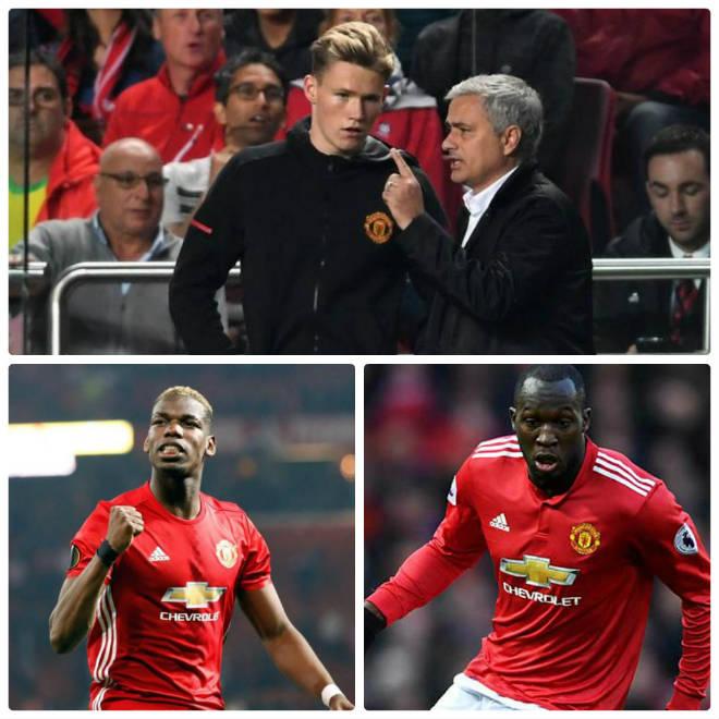 MU bết bát: Mourinho chê Pobga - Lukaku không bằng sao 0 đồng - 1