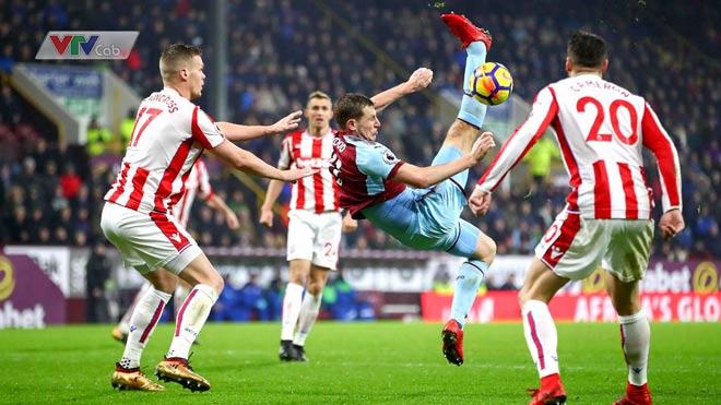 Ngập tràn đại tiệc bóng đá Ngoại hạng Anh dịp năm mới 2018 - 2
