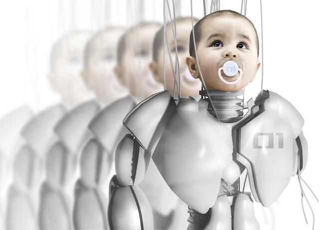 Người và robot sẽ có con chung sau 100 năm nữa? - 1