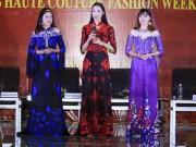 Áo dài Việt lần đầu có mặt tại Haute Couture Paris Fashion Week