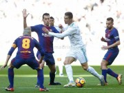 Ronaldo  vô hình  ở Siêu kinh điển: Bi kịch mới chỉ bắt đầu