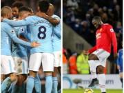 MU thua knock-out Man City sau nửa mùa: Khác biệt ở cách vung tiền