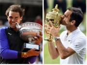 Tennis 24/7: Nadal lên lịch quyết soán ngôi  Vua Grand Slam  của Federer