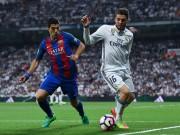 """Bàn thắng đẹp Vòng 17 Liga: Barca phản công kinh điển  """" hủy diệt """"  Real"""