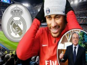 """Real thua thảm: Perez nổi điên tung 250 triệu euro, săn  """" bom tấn """"  Neymar"""