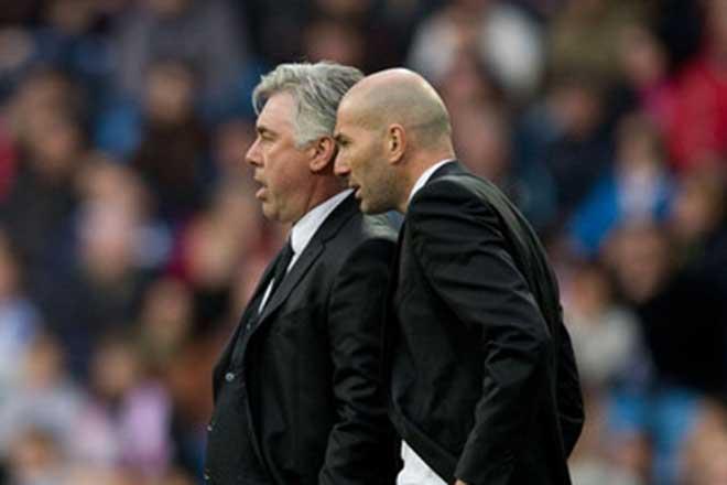 """Real """"buông súng"""" ở La Liga: Zidane & lòng áp mù quáng - 3"""