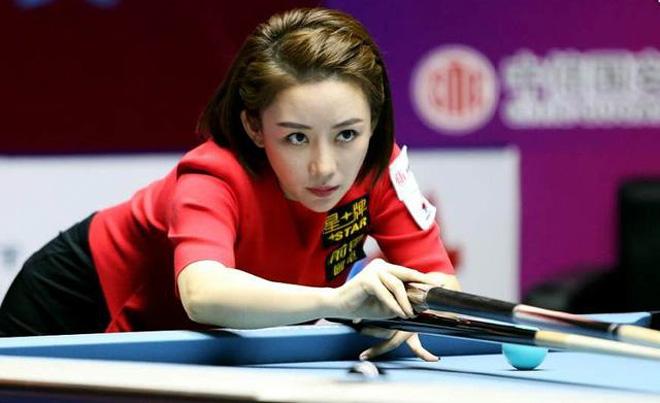 """Kiều nữ bi-a Trung Quốc gặp """"tai nàn đỏ phương diện"""": Đẹp quyến rũ hỉ """"phòng chứ"""" - 1"""
