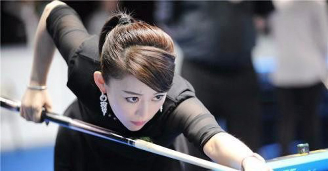 """Kiều nữ bi-a Trung Quốc gặp """"tai nàn đỏ phương diện"""": Đẹp quyến rũ hỉ """"phòng chứ"""" - 2"""