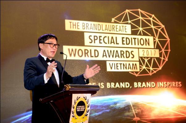 Lộ diện cá nhân & doanh nghiệp đoạt Giải thưởng Thương hiệu xuất sắc Thế giới - 2