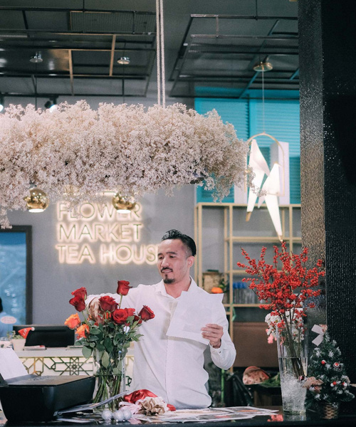 Theo chân ông chủ tiệm hoa nổi tiếng Sài Thành - 2