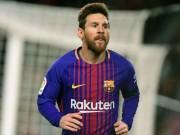 """Tiết lộ: Messi đi bộ cũng  """" bẻ cánh """"  Real-Ronaldo ở Siêu kinh điển"""