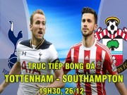 """Chi tiết Tottenham - Southampton: Bàn danh dự  """" chốt sổ """"  (KT)"""