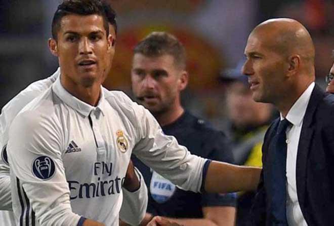 """Real định mua Neymar, Ronaldo giận dữ, 50 ngày """"'phán xét"""" Zidane - 1"""
