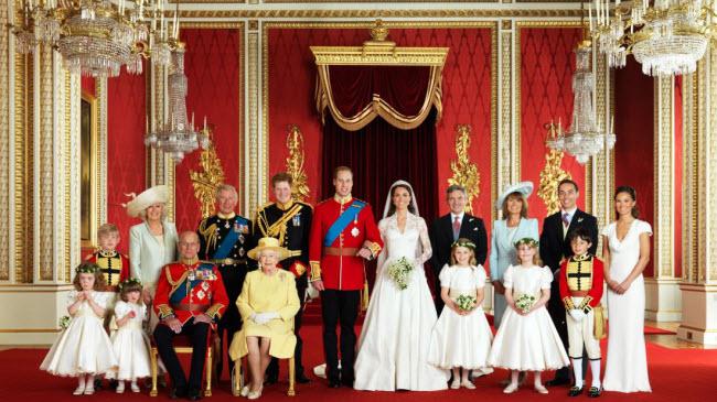 Khám phá bên trong nơi ở xa hoa của Nữ hoàng Anh - 2