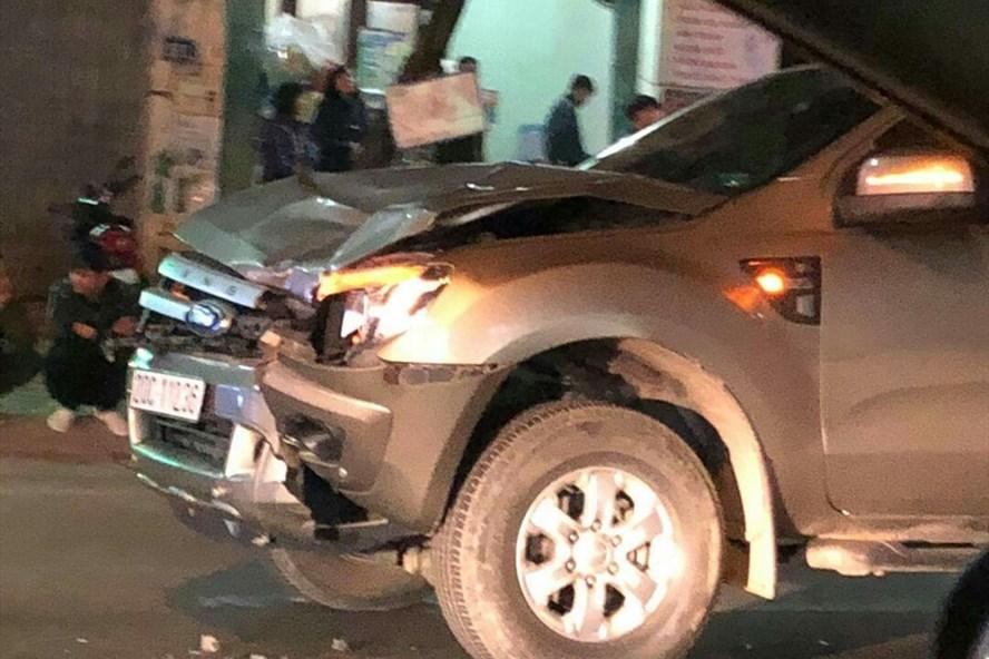 Hé lộ nguyên nhân vụ tài xế tông 3 mẹ con và 1 cô gái tử vong - 1