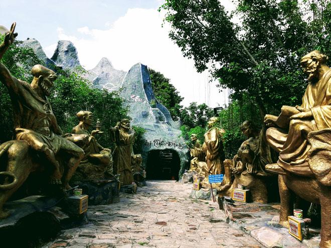Có một nơi check-in cực đẹp ẩn mình trên đỉnh núi ở Vũng Tàu - 7