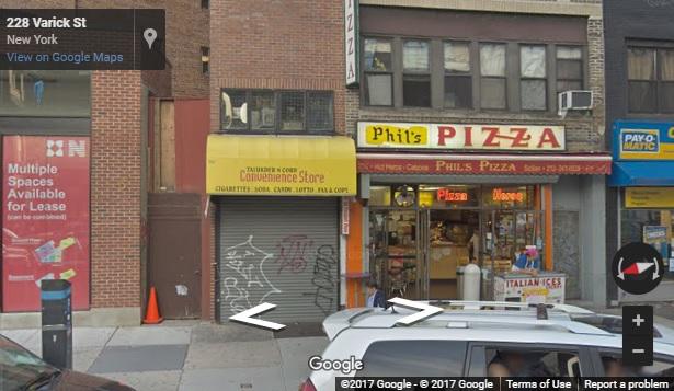 Trong lúc đợi mua pizza, hai thanh niên tranh thủ đi cướp - 1