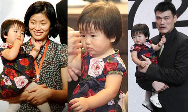 Gái rượu siêu sao Trung Quốc 2m29, 7 tuổi cao như người mẫu - 1