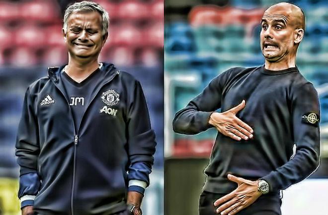 """MU - Mourinho """"cắn"""" 300 triệu bảng: Hãy ngừng than vãn, và học Man City! - 1"""