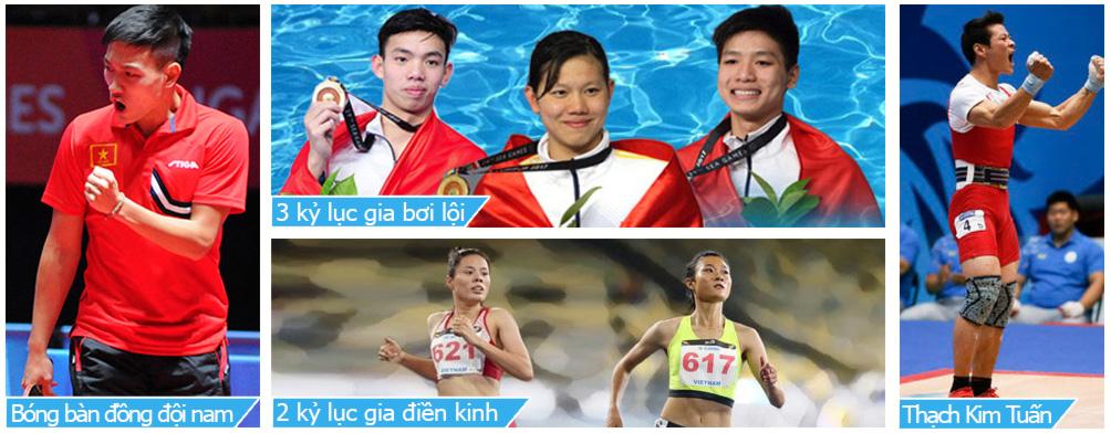 Thể thao Việt Nam 1 năm giông tố: Đỉnh cao cử tạ, bẽ bàng bóng đá - 2