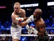 Mayweather  rùa rụt cổ : Sợ vía McGregor, không dám lấn sân MMA