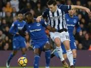 West Brom - Everton: Khốn đốn áp sát kỉ lục buồn