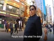 Dân Hàn Quốc thích thú khi thấy  Kim Jong-un  ở Seoul