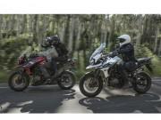 Triumph Motorcycles lộ 4 mẫu xe mới trước thềm 2018