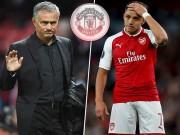 MU  buông  Ngoại hạng Anh, nhắm Cúp C1: Sanchez  &  điệp vụ bất khả thi