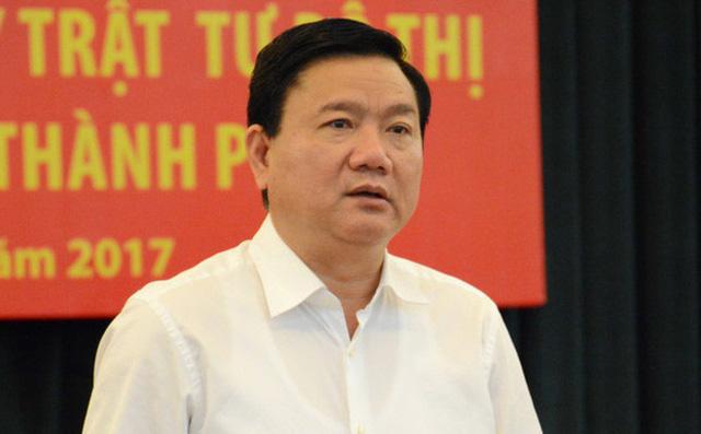 Ông Đinh La Thăng và đồng phạm sắp hầu tòa - 1