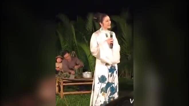 """Sự thật về việc Hoa hậu Đại Dương """"lật kèo"""" đấu giá áo dài 700 triệu"""