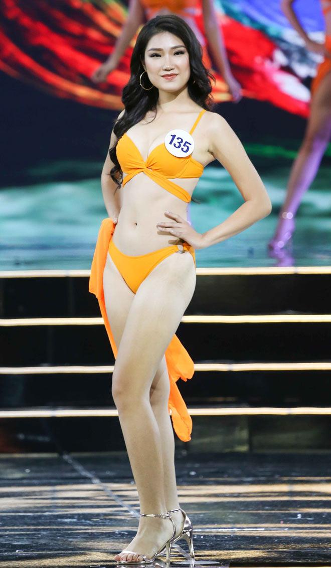Bật mí cô gái đang đặt ái mộ nhất ở Hoa hậu hĩ Hoàn vũ VN - 12