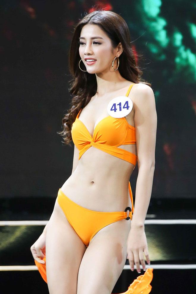Bật mí cô gái đang đặt ái mộ nhất ở Hoa hậu hĩ Hoàn vũ VN - 8