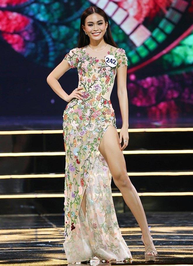 Bật mí cô gái đương đặt ái mộ nhất ở Hoa hậu hĩ Hoàn vũ VN - 6