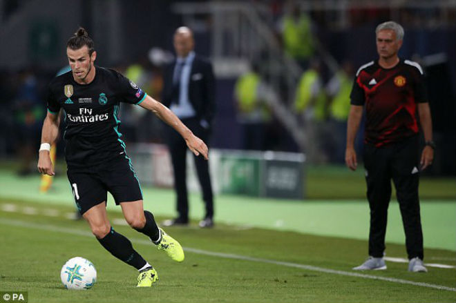"""Bale bỏ """"tàu đắm"""" Real - Ronaldo bay MU: Mourinho cho làm """"đại ca"""" - 2"""