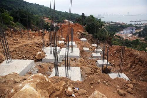 """Dự án hơn 2.600 tỉ cùng cụm trường đoản cú Vũ """"nhôm"""" ở Sơn Trà có bị thu hồi? - 2"""