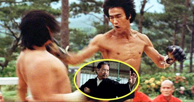 """Lý Tiểu Long mới ra 1 đòn """"đại ca"""" Hồng Kim Bảo đã sợ """"mất mật"""" - 1"""