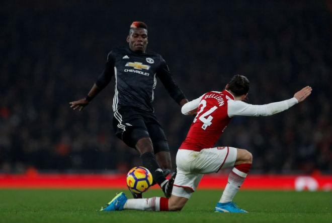 Pogba thích giẫm người, nhảy múa: Hàng hố thế kỷ mực MU – Mourinho? - 1