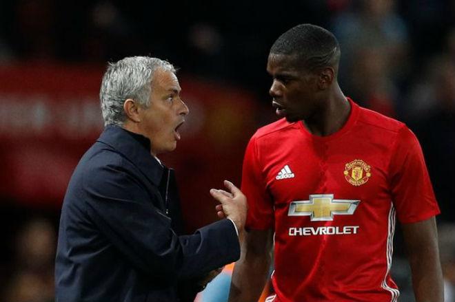 Pogba thích giẫm người, nhảy múa: Hàng hố thế kỷ mực MU – Mourinho? - 3