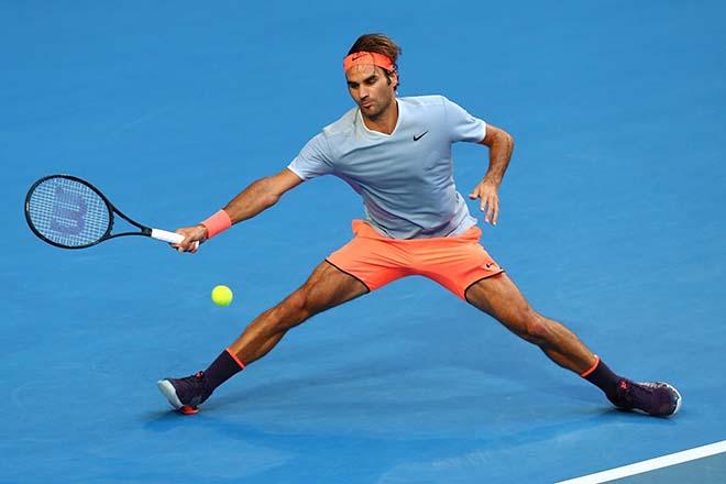 """Federer tới Australia: """"Tàu tốc hành ta"""" rời ga, quyết săn ngôi báu - 1"""
