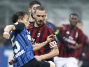 """AC Milan - Inter Milan:  """" Nhát kiếm """"  định mệnh ở hiệp phụ"""