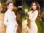 Sự thật về việc Hoa hậu Đại Dương  lật kèo  đấu giá áo dài 700 triệu