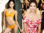 Bật mí cô gái đang được ái mộ nhất ở Hoa hậu Hoàn vũ VN