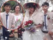 Bạn trẻ - Cuộc sống - Đám cưới dậy sóng xứ Thanh: Cô dâu lớn hơn chú rể 22 tuổi
